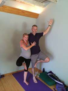 partner prenatal yoga workshop become an energetically