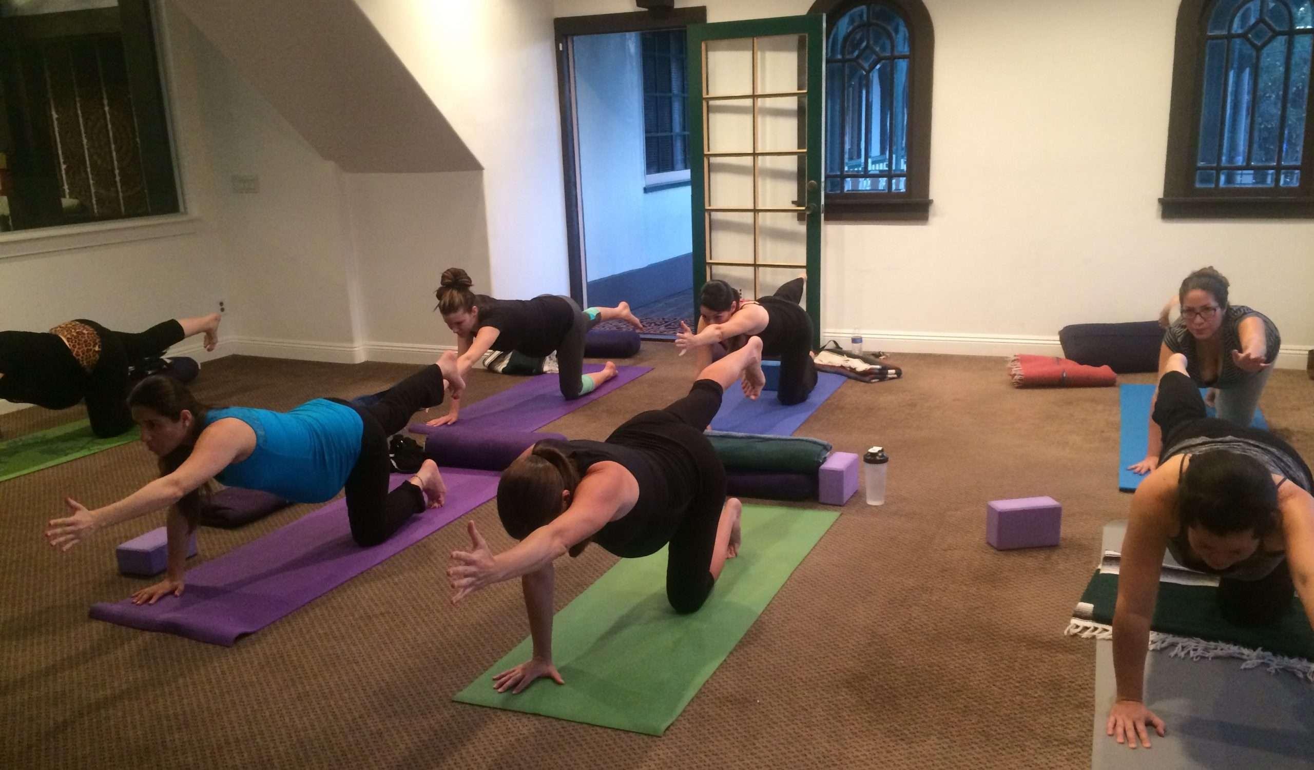 prenatal yoga sherman oaks