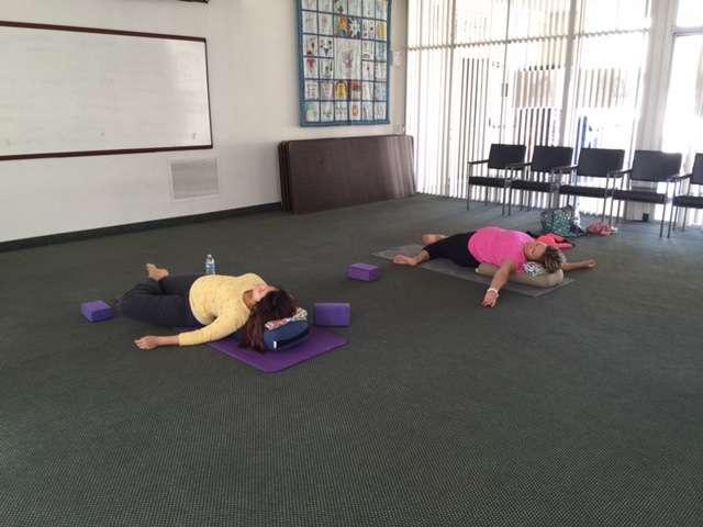 Prenatal yoga Redondo Beach